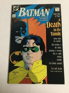 Batman 427 Nm Near Mint DC Comics