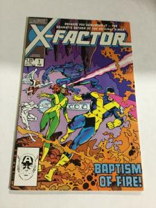 X-Factor 1 Vf/Nm Very Fine/Near Mint 9.0 Marvel