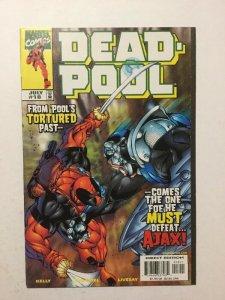 Deadpool 18 NM Near Mint Marvel Comics