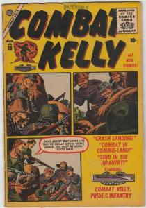 Combat Kelly #38 (Aug-56) VG+ Affordable-Grade Combat Kelly