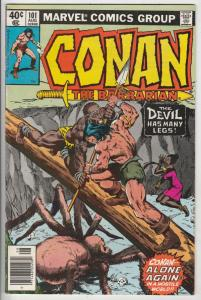 Conan the Barbarian #101 (Aug-79) NM- High-Grade Conan the Barbarian