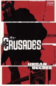 Crusades Urban Decree #1, NM + (Stock photo)