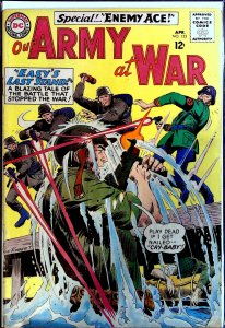 Our Army at War #153 (1965)