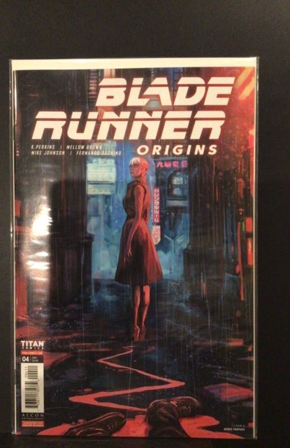 Blade Runner Origins #4 (2021)