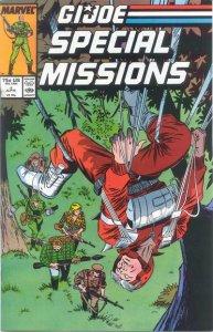 G.I. JOE Special Missions #4 Marvel Comics (ungraded) stock photo / ID#B-4 / 001
