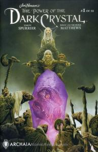 Power of the Dark Crystal, The #1 VF/NM; Archaia | save on shipping - details in