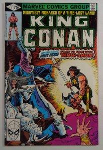 King Conan #1 Marvel 1980