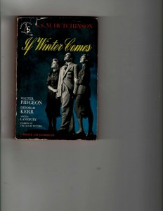 3 Books If Winter Comes Murder is Where You Find It Marked For Murder Drama JK26