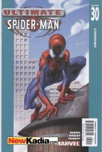 Ultimate Spider-Man (2000 series) #30, NM (Stock photo)