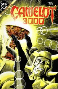 Camelot 3000 #9 VF/NM; DC | save on shipping - details inside