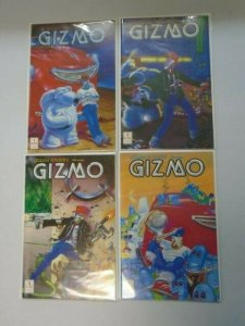 Gizmo Mirage Run #1-4 8.0 VF (1986)