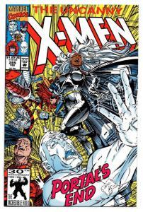 The Uncanny X-Men #285 (Feb 1992, Marvel) - Very Fine/Near Mint