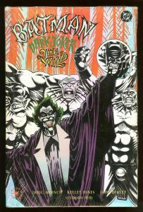 Batman Dark Joker The Wild    Hardcover   Factory Sealed