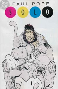 Solo (DC) #3 VF/NM; DC   save on shipping - details inside