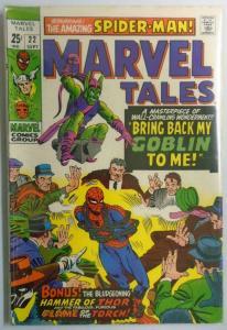 Marvel Tales (Marvel) #22, Green Goblin 4.0 (1969)
