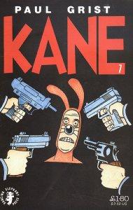 KANE (1993 Series) #7 Near Mint Comics Book