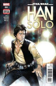 Star Wars: Han Solo #4, NM + (Stock photo)