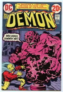 Demon 10 Jul 1973 VF/NM (9.0)