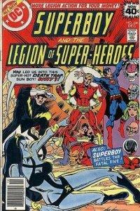 Superboy (1949 series) #246, VF+ (Stock photo)
