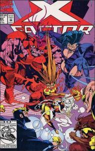 Marvel X-FACTOR (1986 Series) #80 VF