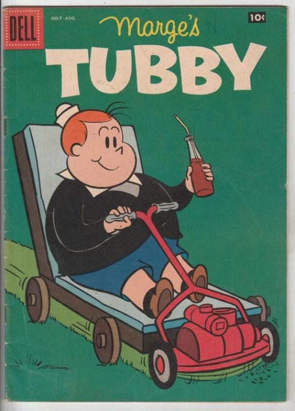 Marge's Tubby #29 (Jul-58) FN+ Mid-High-Grade Tubby