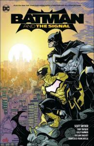 Batman & the Signal TPB #1 VF/NM; DC | save on shipping - details inside