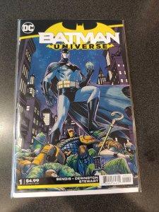 BATMAN UNIVERSE #1 NM BENDIS