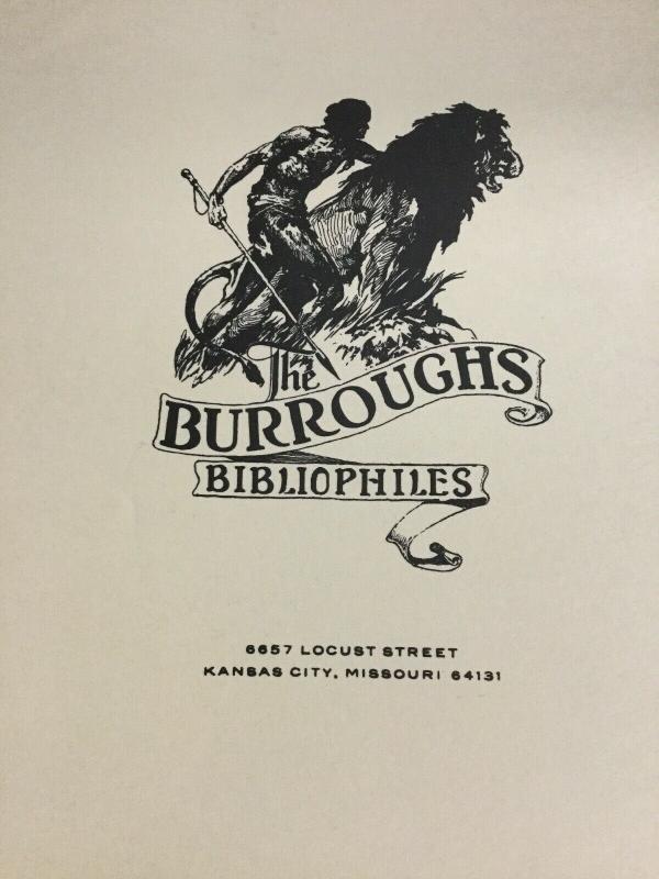 Tarzan 5 6 7 Burroughs Bibliophiles Oversized Sc Softcover B16