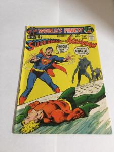 Worlds Finest 203 Vf- Very Fine- 7.5