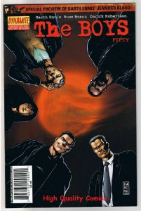 THE BOYS #50, NM, Garth Ennis, Darick Robertson, 2006, more in our store