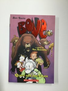 Bone Quest For The Spark Book Two Tpb Softcover Sc Near Mint Nm Scholastic