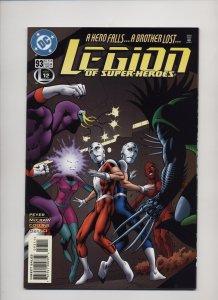 Legion of Super-Heroes #93 (1997)