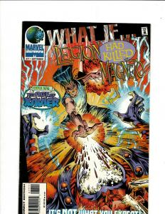 14 What If...? Marvel Comic Books #77 78 80 81 83 84 85 68 69 71 73 74 75 76 EK5