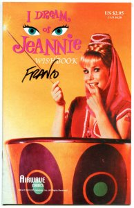 I DREAM of JEANNIE WISHBOOK #1, FV/VF, Barbara Eden, Photo, Signed,more in store