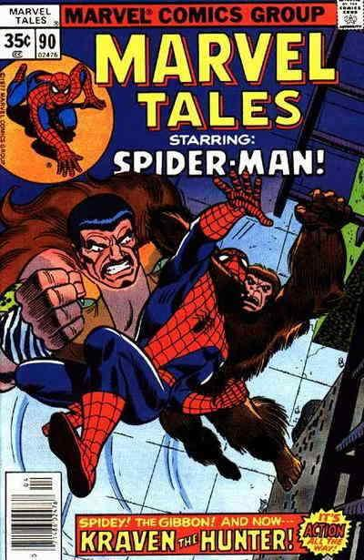 Marvel Tales (2nd Series) #90 FN; Marvel | save on shipping - details inside