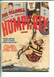 HUMPHREY #3-1949-JCONEY ISLAND-1949 CALENDAR-good
