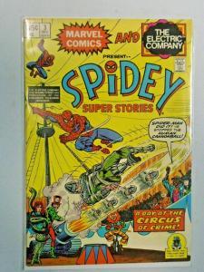 Spidey Super Stories #3 5.0 (1974)