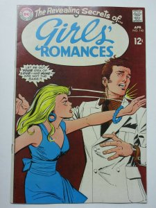 Girls' Romances (April 1969) #140 F Kiss for My Heart