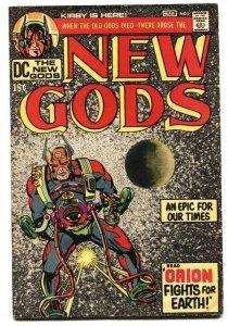 NEW GODS #1 1971 1st issue DARKSEID comic book-VF