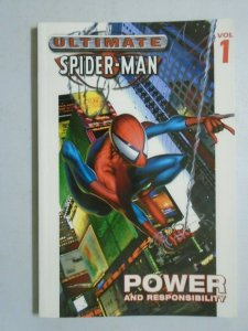 Ultimate Spider-Man Power and Responsibility Softcover TPB #1 6.0 FN (2001)