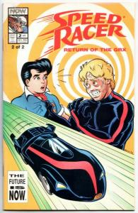 Speed Racer #2 (NOW, 1994) FN