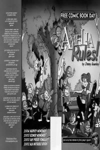 Amelia Rules FCBD edition #1, NM (Stock photo)