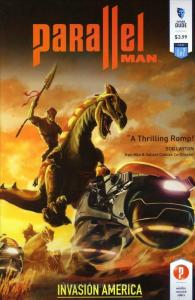 Parallel Man #1 FN; FutureDude | save on shipping - details inside