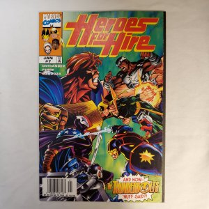 Heroes for Hire 7 Very Fine/Near Mint