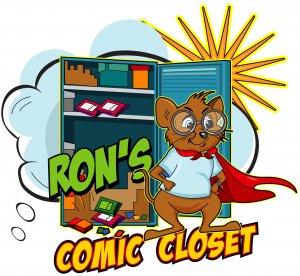 Ron's Comic Closet