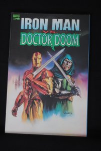 Iron-Man vs Dr. Doom TPB