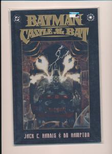 DC BATMAN CASTLE of the BAT Graphic Novel VF/NM (SRU472)