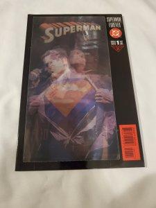 Superman Forever 1 NM