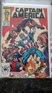 Captain America #335 (Marvel,1987) Condition NM