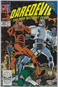 Daredevil #275 (1989)